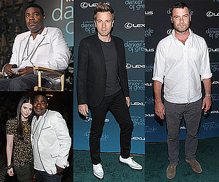 Pictures of Liev Schreiber, Rumer Willis, Michelle Trachtenberg, Tracy Morgan, and Ewan MacGregor at a Green Debate