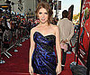 Slide Picture of Anna Kendrick at Scott Pilgrim Premiere