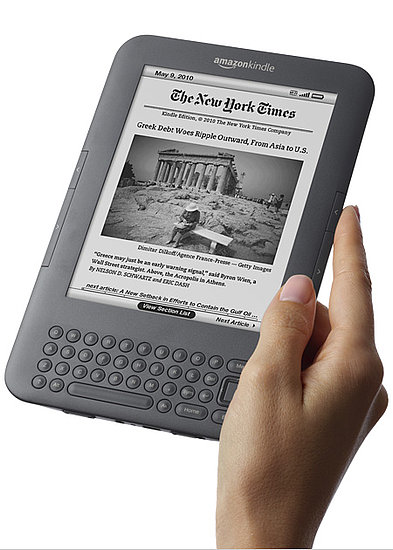 Photos of the New Kindle