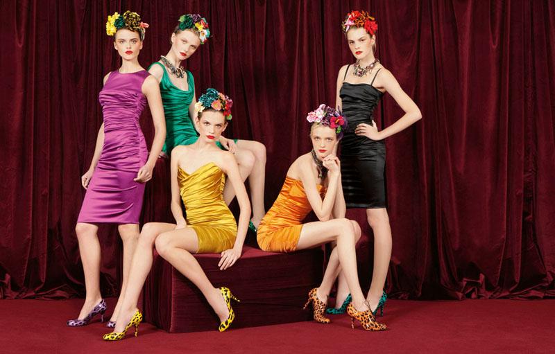 Dolce & Gabbana, Fall '10