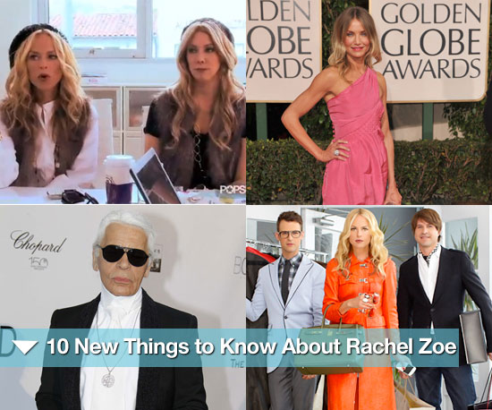 10 New Things to Know About Rachel Zoe!