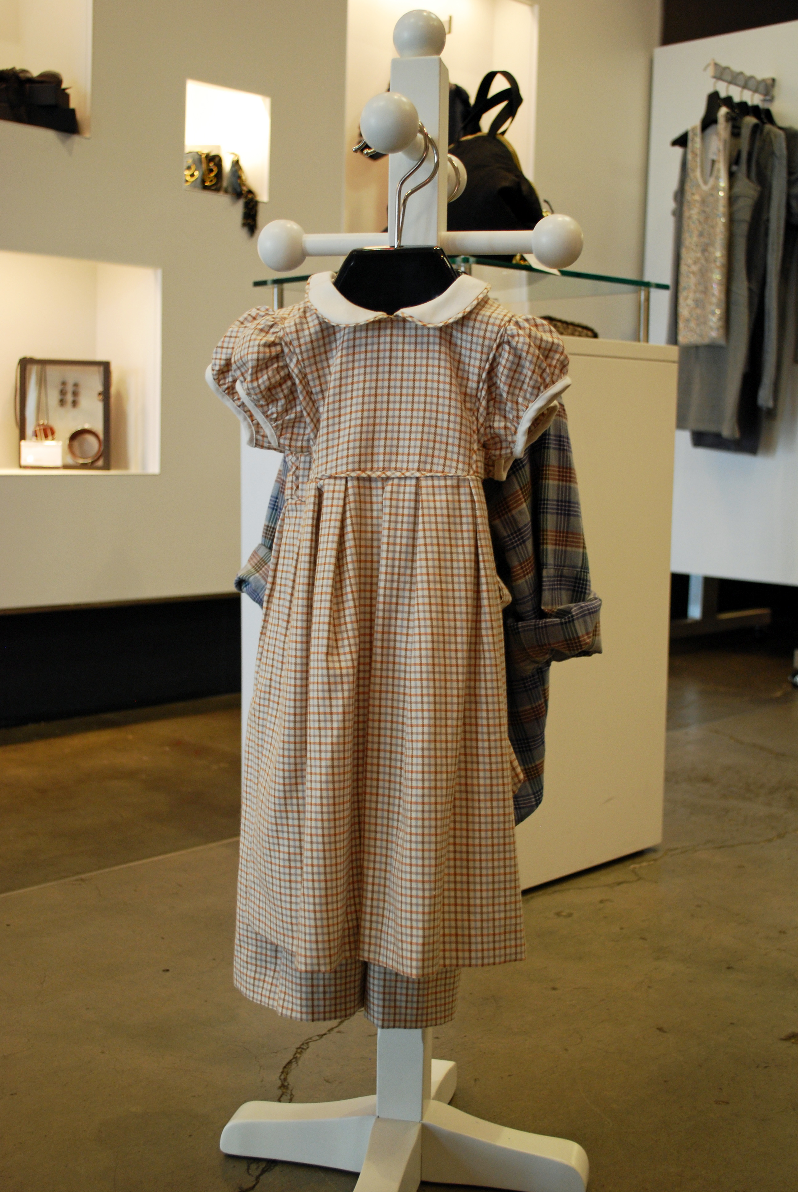 Lucy Sykes Dress ($200)