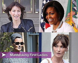 Sugar Shout Out: Multitasking First Ladies
