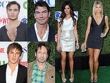 Pictures of David Duchovny, Ashley Tisdale, Matt Lanter, Ed Westwick, AnnaLynne McCord and More at the CBS TCA