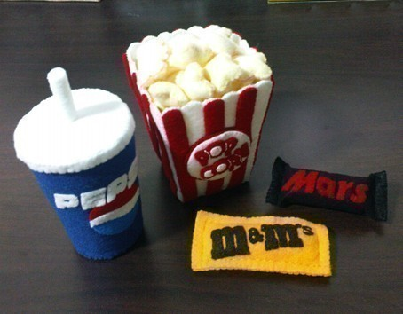 Movie Snack pack