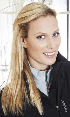 Zara Phillips Talks About Her Clothing Line with Musto
