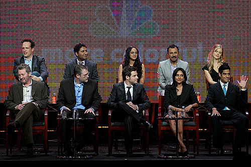 NBC Comedy Outsourced TCA Panel Quotes and Photos