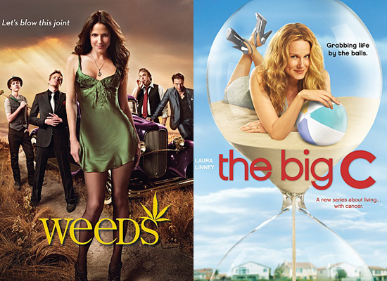 Showtime Double-Header: Weeds Returns, The Big C Debuts
