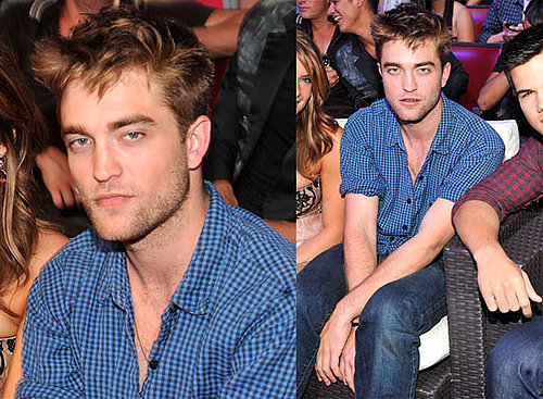 Pictures of Robert Pattinson at the Teen Choice Awards