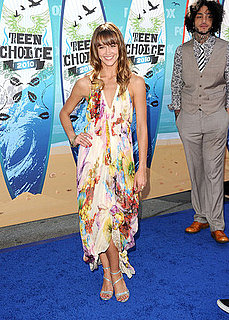 The worst dressed at the 2010 Teen Choice Awards