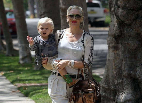 Pictures of Gwen and Family