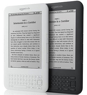 Amazon Kindle Sold Out