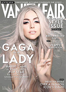 Lady Gaga Tells Vanity Fair About Her Cocaine Use