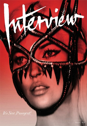 September 2008: Interview Magazine
