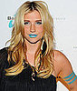 New Ke$ha Blue Lipstick Pictures