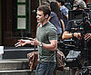 Slide Picture of Justin Timberlake Filming Friends With Benefits 2010-08-04 05:30:00