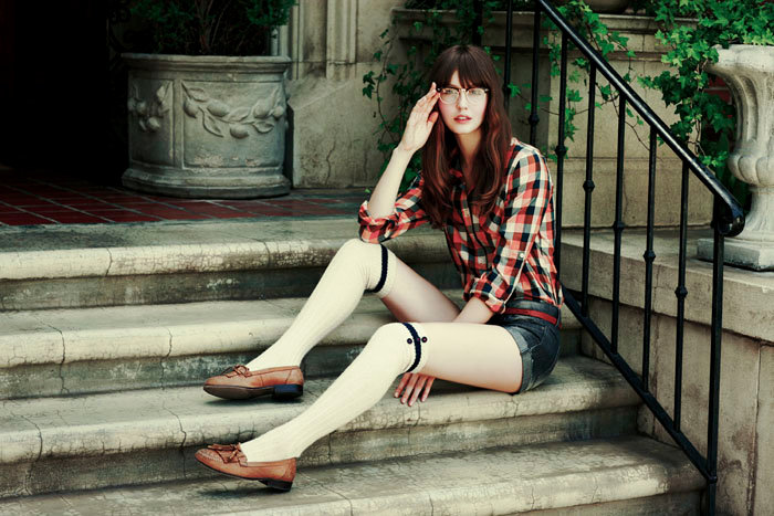 Sneak Peek! Heritage 1981 Mixes Sporty With Preppy, Fall '10
