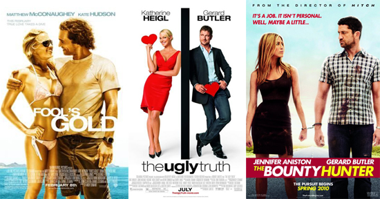 What's the Worst Romantic Comedies Ever?