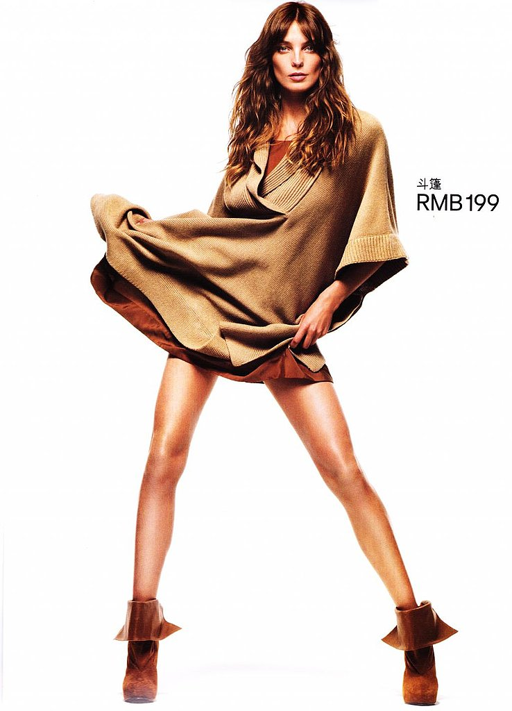 H&M With Daria Werbowy