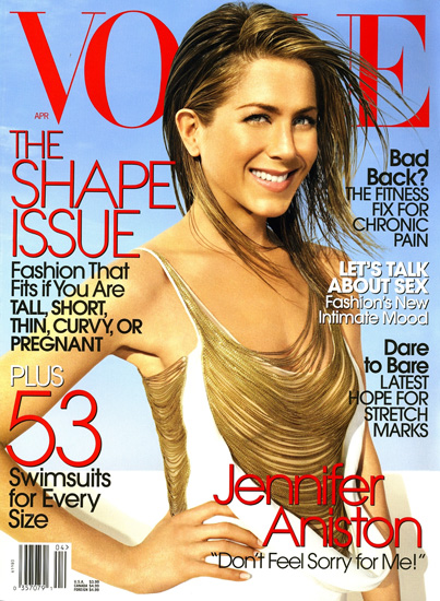 April 2006: US Vogue