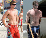 Liam Hemsworth vs. Chace Crawford
