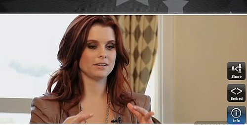 JoAnna Garcia Video Interview With BuzzSugar About New Show Better With You