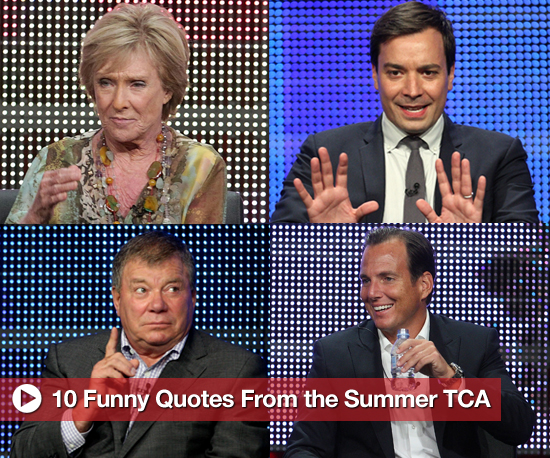10 Funny Quotes From the Summer TCA