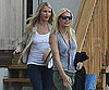 Slide Picture of Cameron Diaz and Gwyneth Paltrow With Alex Rodriguez in New York