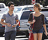 Slide Picture of Ashley Greene and Joe Jonas Out in LA