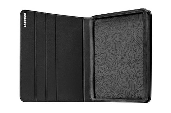 Photos of the Incase Convertible Book Jacket