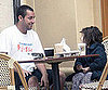 Slide Picture of Adam Sandler and Sadie in LA