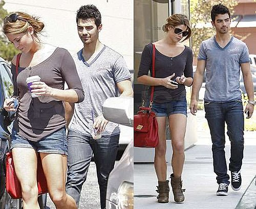 Pictures of Ashley Greene With Joe Jonas