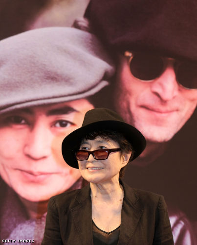 Yoko Ono Discusses New John Lennon Documentary