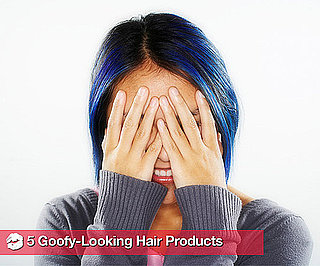 Goofy-Looking Hair Products