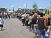 Are You Willing to Brave Long Lines For Free Food?