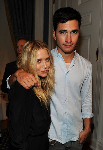 Pictures of Mary-Kate Olsen Promoting Fashion's Night Out in NYC