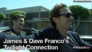 Video of James Franco Talking About Twilight to Esquire