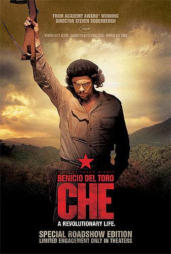 Benicio as Che