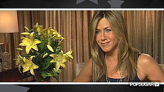 Jennifer Aniston Interview About Diane Sawyer, Babies, and More For The Switch