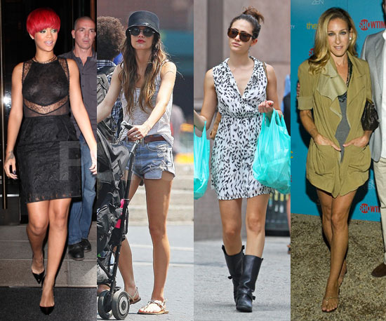 CelebStyle's Top 4 Looks of the Week 2010-08-14 07:00:00