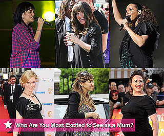 Pictures of Pregnant Celebrities Who Are You Excited to See as a First Time Mum From All the Celebrity Pregnancies 2010