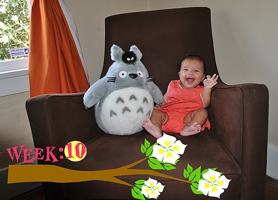 Olivia Lily 10 Weeks Old!!