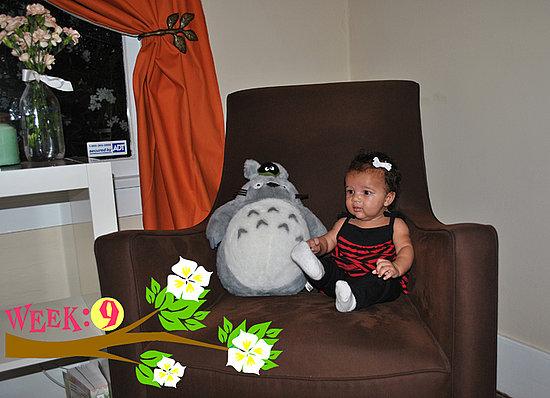 Olivia Lily 9 Weeks Old!!