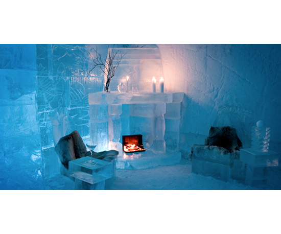 Experience a Norway Ice Hotel