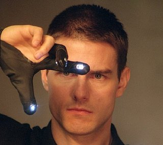 Minority Report Tech
