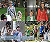 Pictures of Michelle Williams, Elizabeth Hurley, Victoria Beckham, and Ashlee Simpson With Their Children