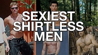 Video of Shirtless Celebrities