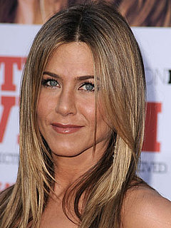 Jennifer Aniston's Makeup at The Switch Premiere
