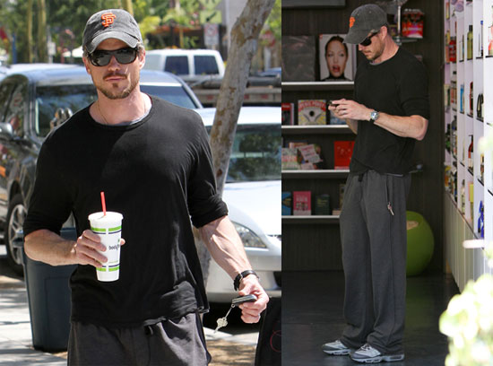 Pictures of Eric Dane