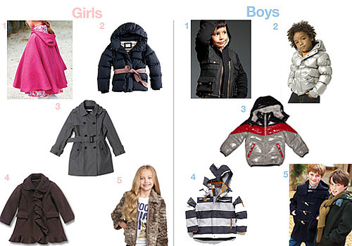 Hot Winter Coats For Kids